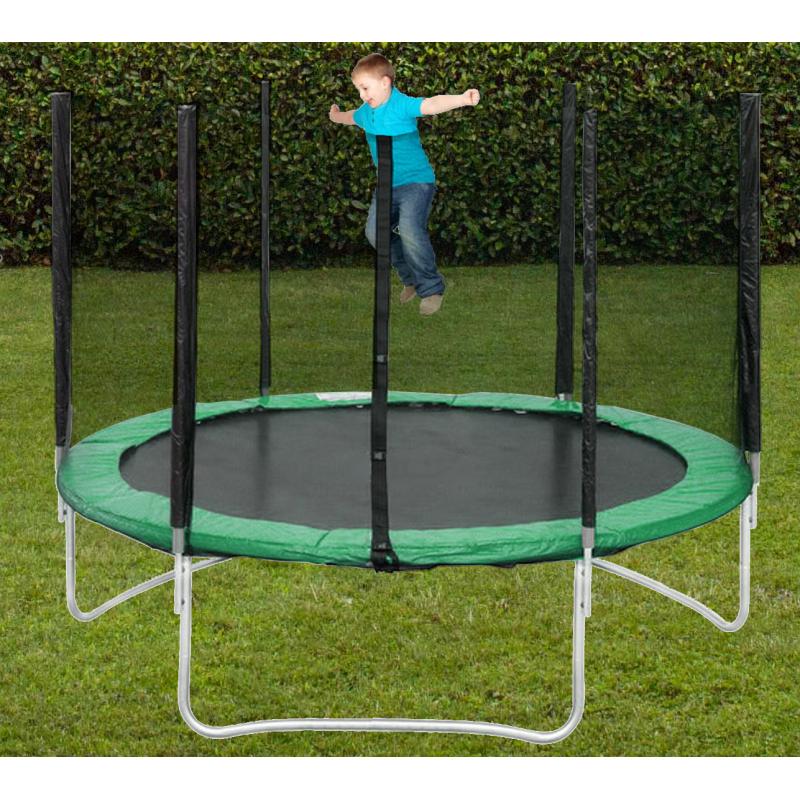 trampoline 305cm jardijump. Black Bedroom Furniture Sets. Home Design Ideas