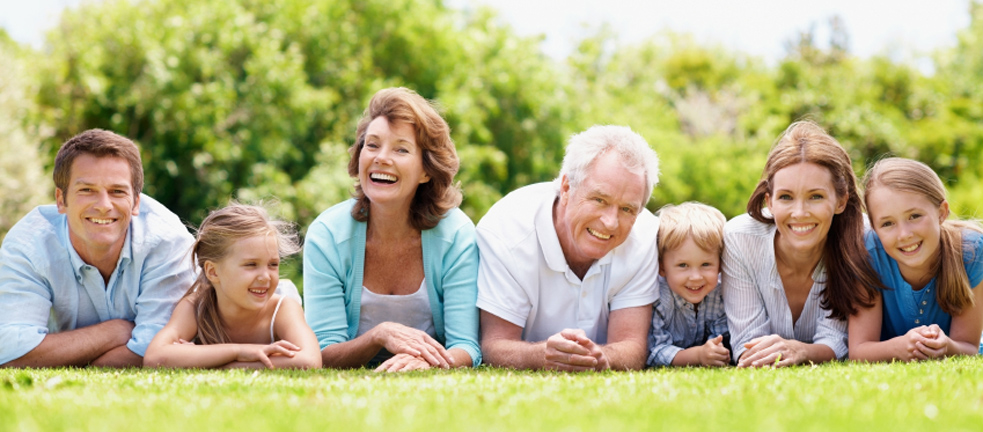 Trampoline de jardin pour la famille