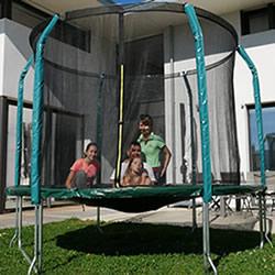 trampoline resistant