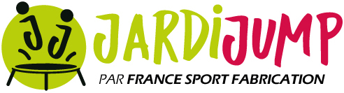 Logo Jardijump trampoline